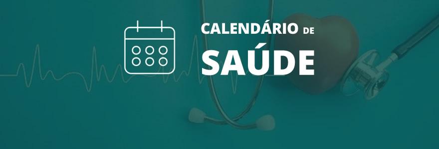 Acompanhe o calendário de saúde e faça a prevenção na sua empresa