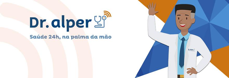 Conheça a plataforma de healthtech da Alper